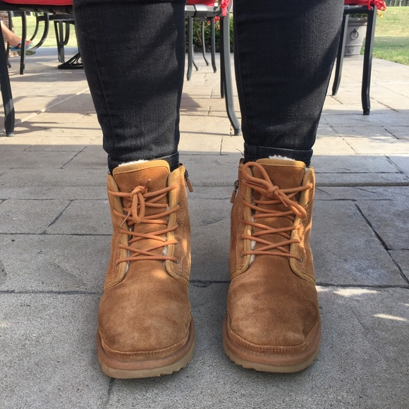 833f9ead96a UGG Harkley Boots in Chestnut